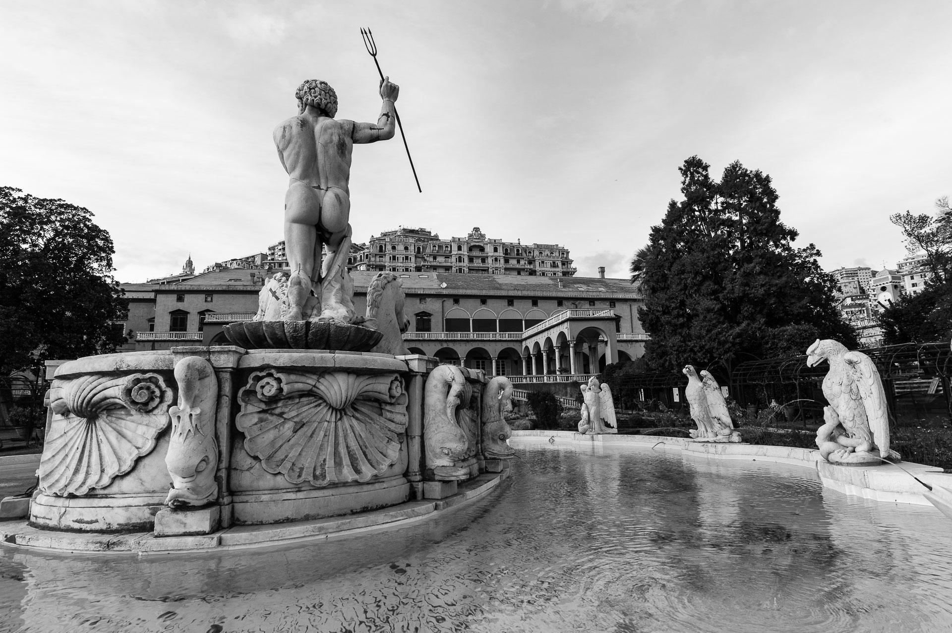 Villa del Principe - Palazzo Andrea Doria - Genova | SoreX Photo - Portfolio fotografico di Stefano Soresina