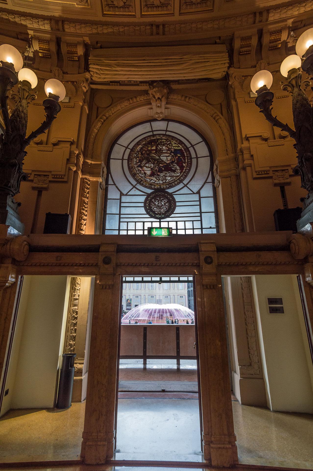 Palazzo della Borsa Valori di Genova - SoreX Photo