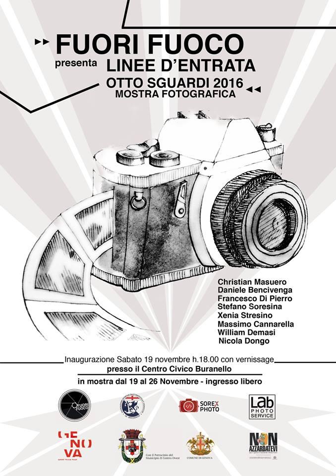 Grande successo per la mostra 'Otto Sguardi 2016'