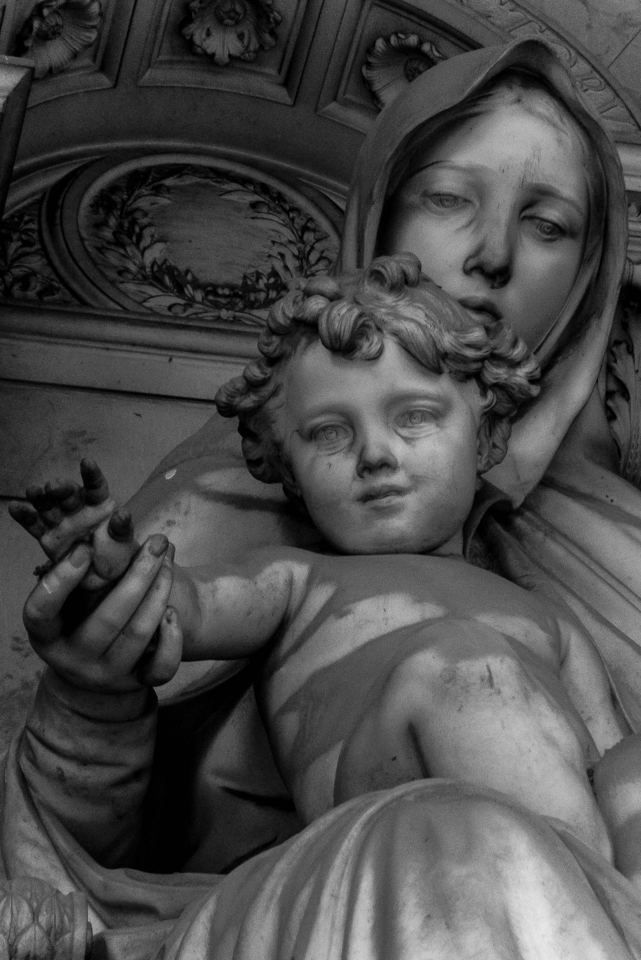 Cimitero monumentale di Staglieno - Genova - foto by SoreX Photo Stefano Soresina