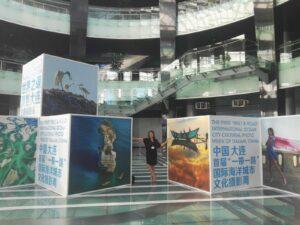 China Dalian International Marine City Cultural Photography Week - Marine cities Windows on Italy