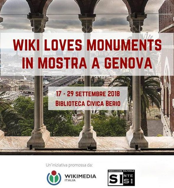 Wiki Love Monuments in mostra